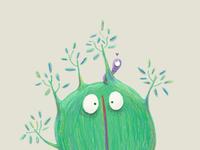 Hug plant