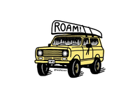 ROAM! 🚍🚣♂️