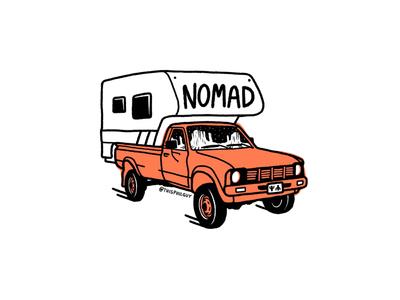 NOMAD ⛰🌌