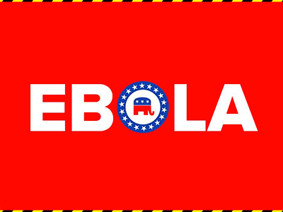 Ebola! ebola fear gop satire