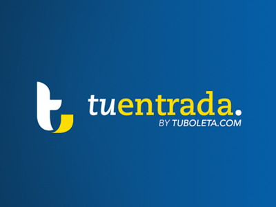 Tu Entrada Branding international spanish logo brand
