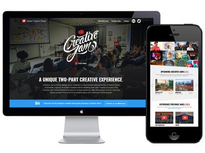 Adobe Creative Jam creative mobile ux ui adobe community