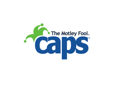 The Motley Fool Caps branding logo