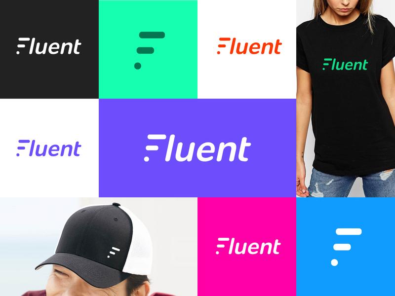 An In(Fluent)ial Brand logo brand fluent