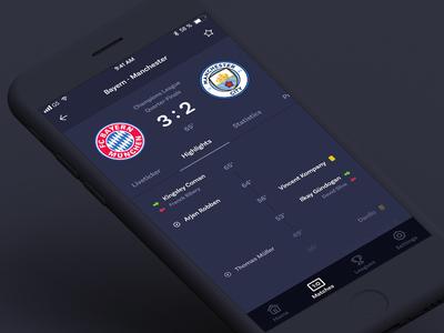 Match App Concept