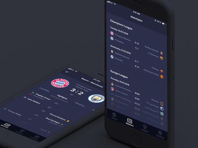 Match App Concept II
