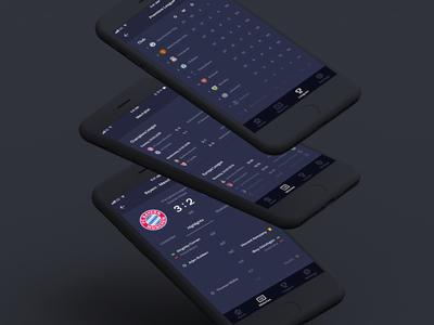 Match App Concept III