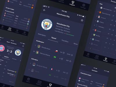 Match App Concept IV