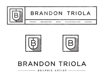 Personal Branding Concept