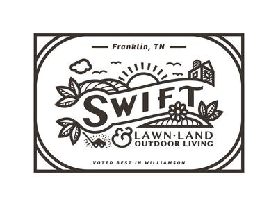Swift Lawn Care - Logo