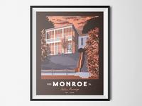 Monroe Street Poster