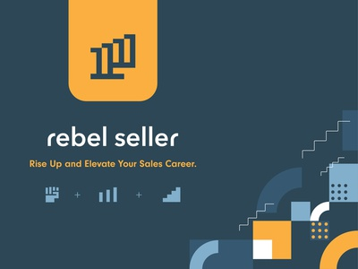 Rebel Seller Logo Design