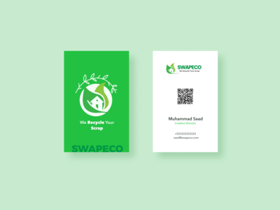 Swapeco business card