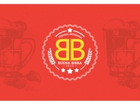 Logo Buena Birra cerveza