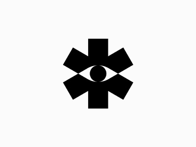 Encounter icon symbol cross nature human face look love arrow eye unexpected meet encounter