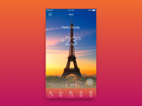 Meteo Mobile App