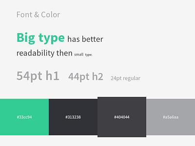 Personal Work Desk webdesign freebie interface psd ui typography desk color