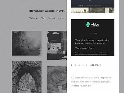fffaveit, responsive webdesign website websites blog phone fffaveit showcase