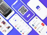 🛍️ Scan&Go UI Design