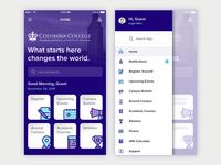 University App: Guest User