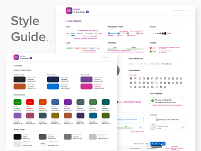 Style Guide V1