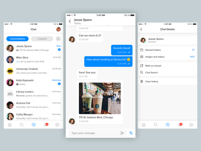 Chat – Mobile
