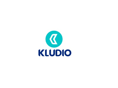 kludio logo design graphic design branding logo design minimal symbol icon logo illustration vector design kludio