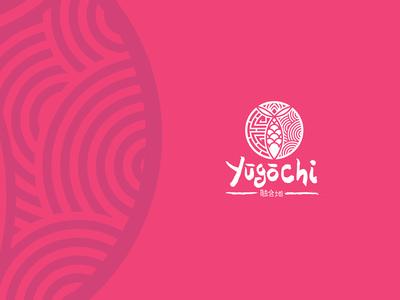 Yugochi logo design logo design design identity logo branding restaurant
