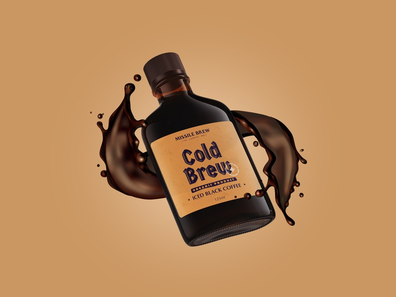 Missile Coffee - Cold Brew