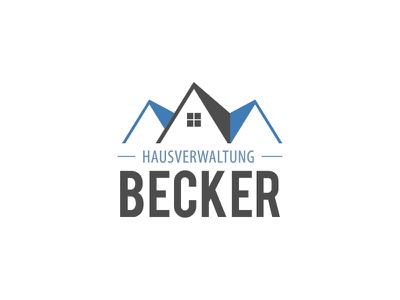 Hausverwaltung Becker logo