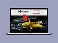 Wiesemes Automobile Website