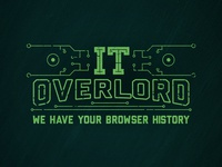 IT overlord Shirt Concept