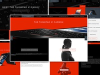 Laptop Microsite
