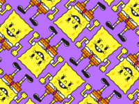 Spongebob Pattern