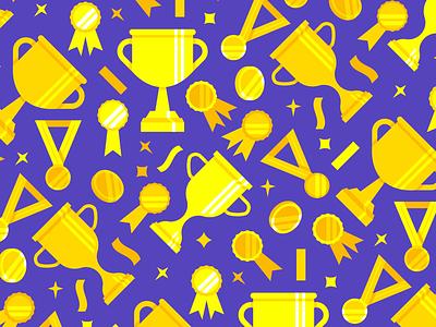 Best of the Decade pattern flat creative character art animation app collage web design ui graphic design pattern illustrator design branding icon illustration vector logo color
