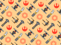 Star Wars Pattern 1