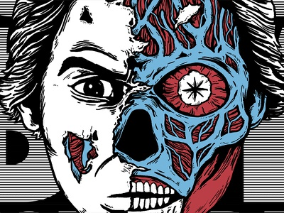 Obey. Buy. Conform. illustration alien horror they live obey