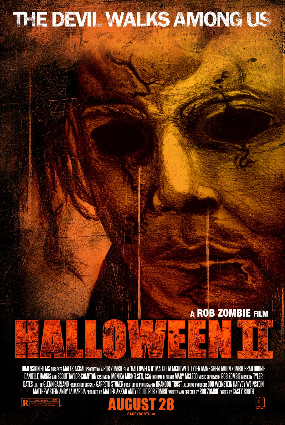 Halloweenii attach