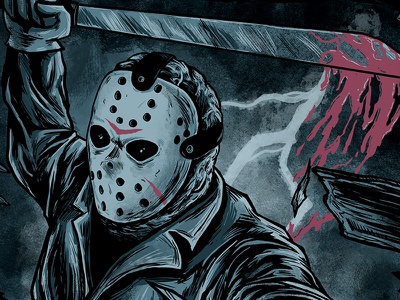 Jason Lives poster jason voorhees horror friday the 13th jason
