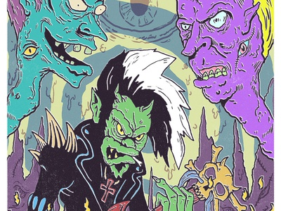 The Trip psychedelic peyote rob zombie beavis and butthead metal trip