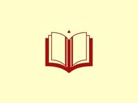Book + Pencil Logo