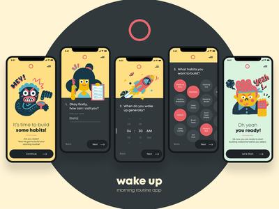 Wake Up - Let's Start