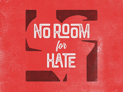 No Room For Hate