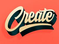 Create 3D Script