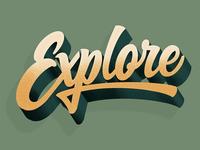 Explore 3d Script