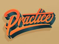 Practice 3D Script