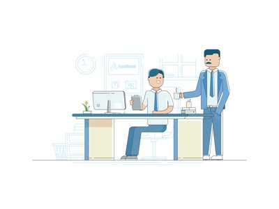 Applicant Illustration - Homepage