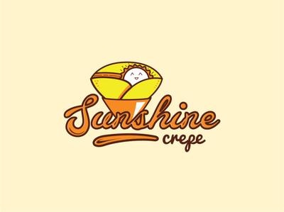 Sunshine Crepe - Logo