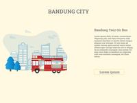 Bandung City - Bandros, Bandung Tour On Bus