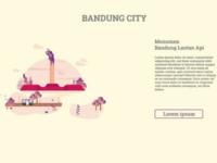Bandung Citi - Monumen Bandung Lautan Api